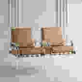 Jeff Messerschmidt Pipeline Series II Chair in Leather