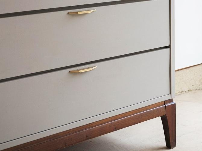 Now Available: Gray Tallboy Dresser
