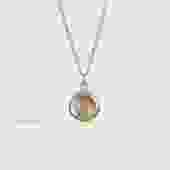 Luna Diamond Necklace