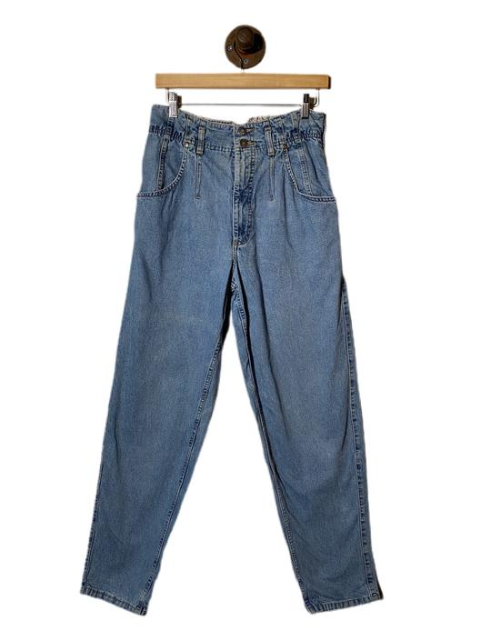 "(30"") Basic By Mustang Blue  Denim  Pants022221"