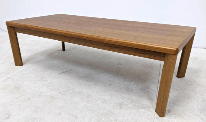 Vejle Stole danish teak coffee table by UrbanInteriorsBalt