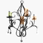 Eden Chandelier by Currey & Company 9352