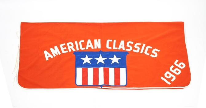 American Classics 1966 Race Horse Blanket