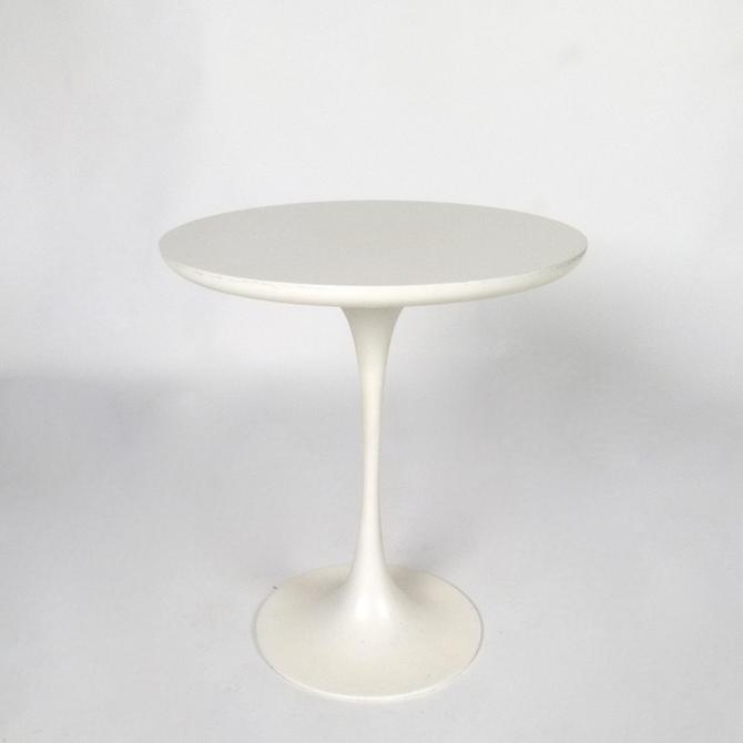 Tulip Style Side Table