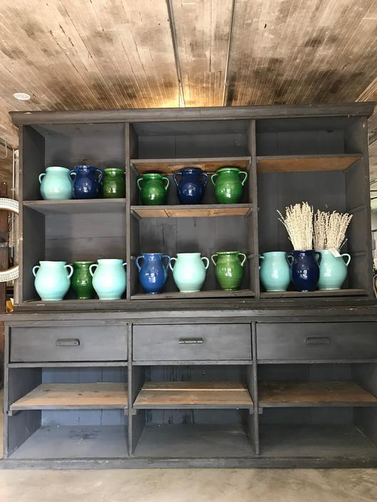 European Painted Wall Unit