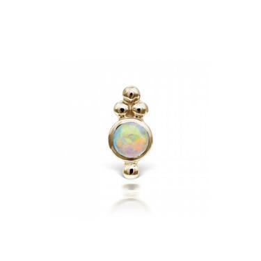 Opal Four Ball Trinity Threaded Stud