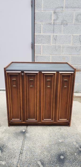 Mid-century Modern Liquor Cabinet Bar Server