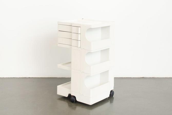 Joe Columbo Boby Storage Cart by HomesteadSeattle