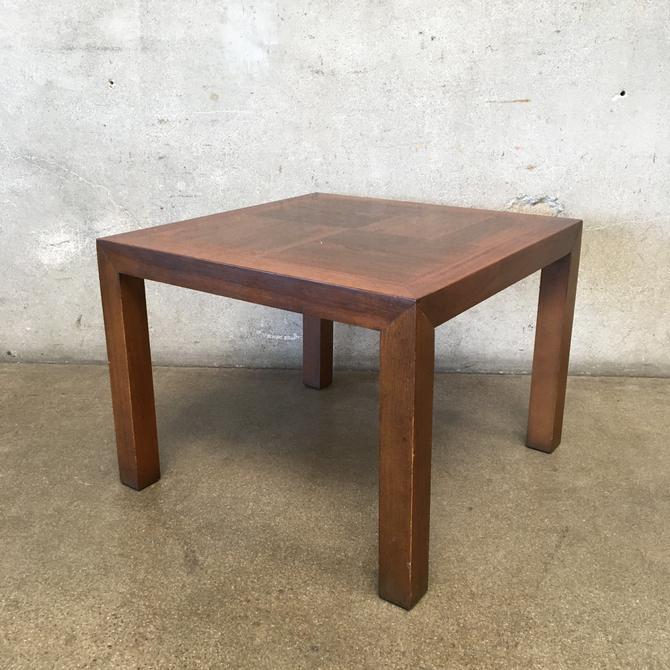 Lane Mid Century Side Table