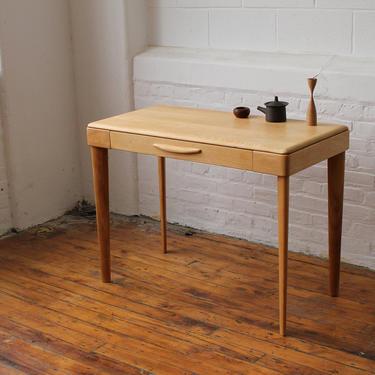 Restored Heywood Wakefield M327W Vanity Desk by NijiFurnishing