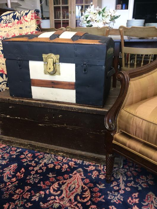 Vintage Trunk by TheMarketHouse