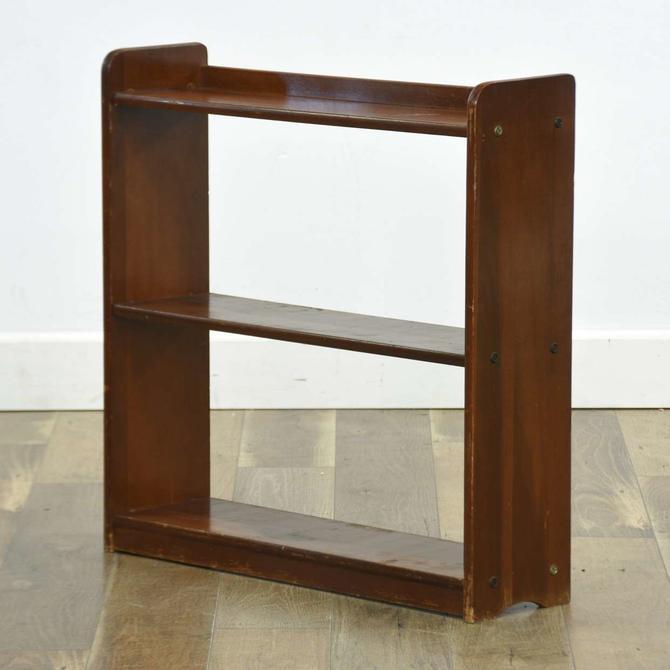 Art Deco Low Profile Bookcase Etagere