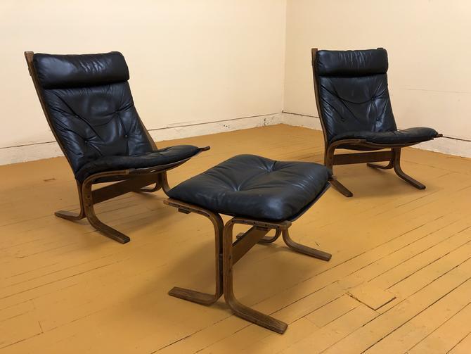Westnofa Siesta Chairs & Ottoman