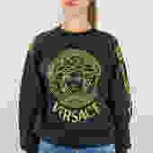 Bootleg Versace Raglan Sweatshirt