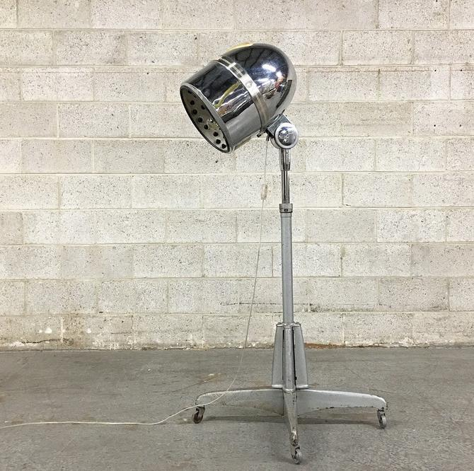 LOCAL PICKUP ONLY ------------ Vintage Floor Lamp by RetrospectVintage215