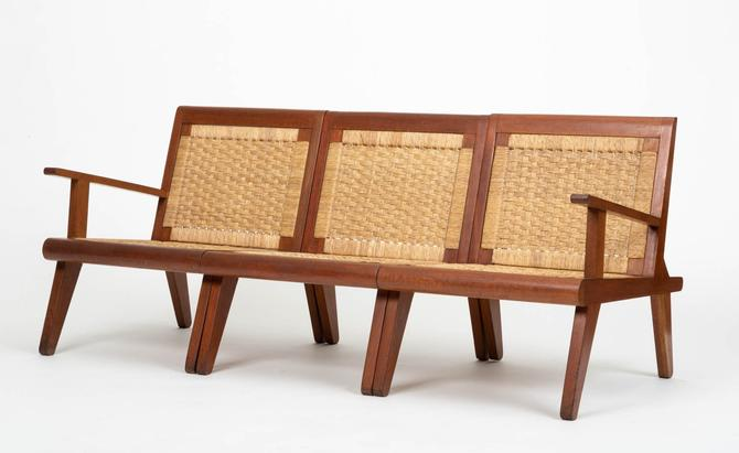 Mexican Modern Three Seat Modular Sofa by Michael van Beuren for Domus Mexico
