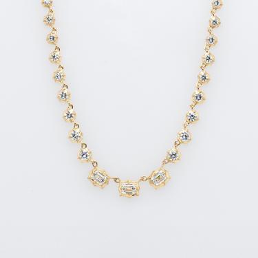 Vanguard Riviera Diamond Necklace