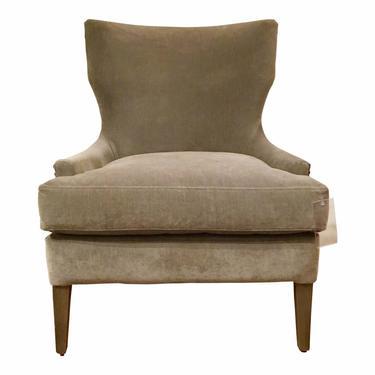 Organic Modern Tulsa Cowhide Club Chair