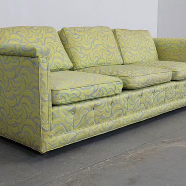 "Mid-Century Modern Milo Baughman Style Low Sofa 93"" by AnnexMarketplace"