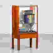 Deco Display Cabinet