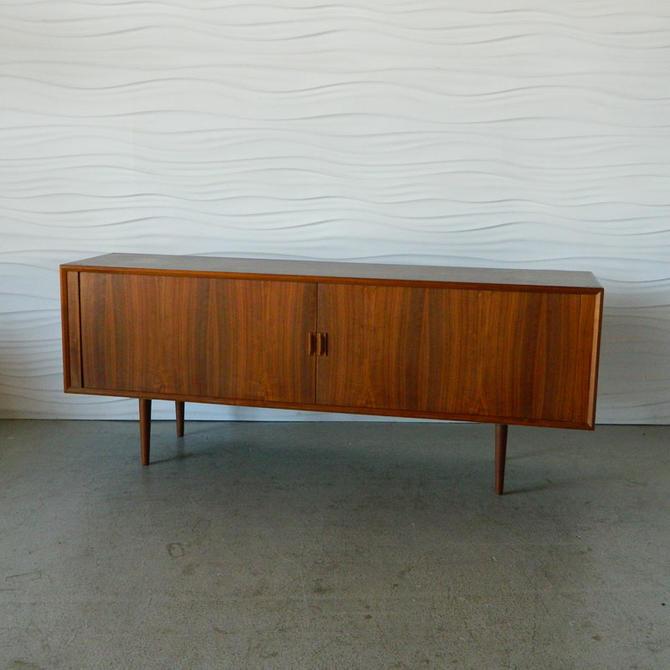 Danish Tambour Sideboard