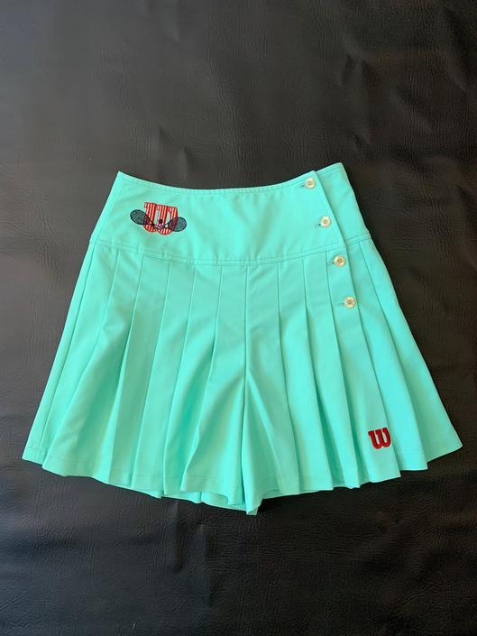 Wilson Poly Tennis Skirt
