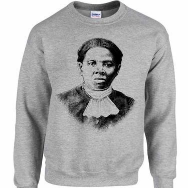 Harriet Tubman - Unisex Crewneck Sweatshirt