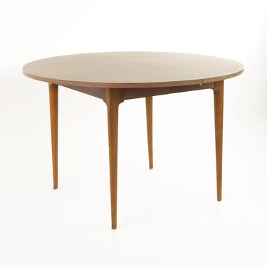 Lawrence Peabody Mid Century Walnut Dining Table - mcm by ModernHill