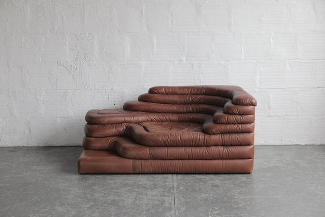 De-Sede Terrazza Sofas by Ubald Klug