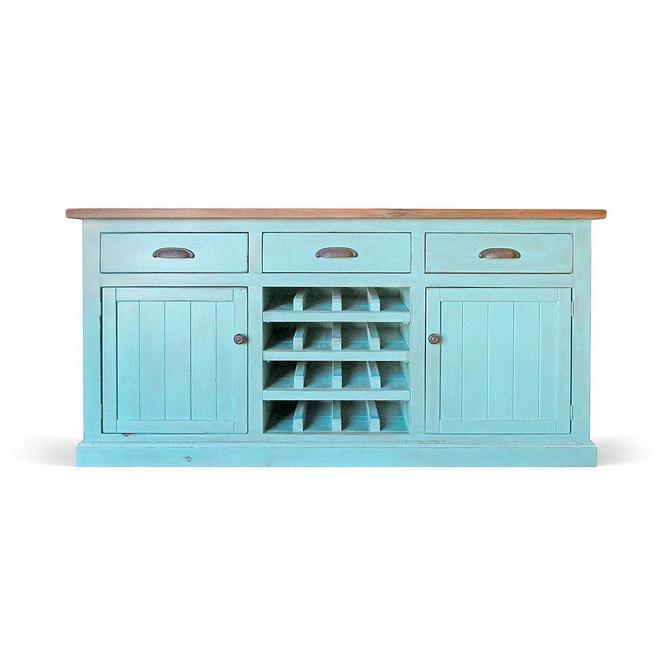 Sideboard, Wine Cabinet, Reclaimed Wood, Buffets, Wine Server, Console Cabinet, Handmade, Rustic by VintageMillWerks