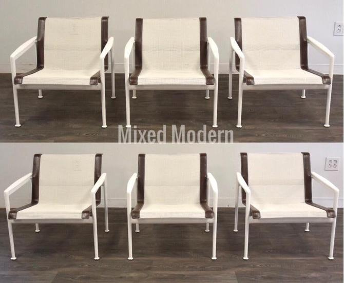 Richard Schultz Knoll 1966 Collection Lounge Chairs- Set of 6 by mixedmodern1
