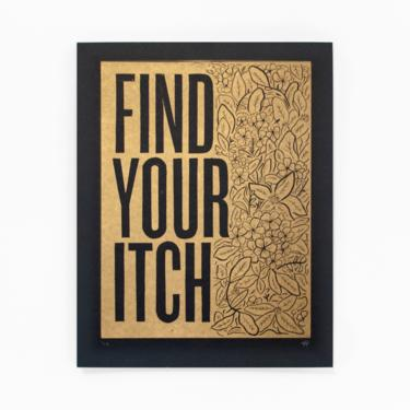 Find Your Itch | Golden