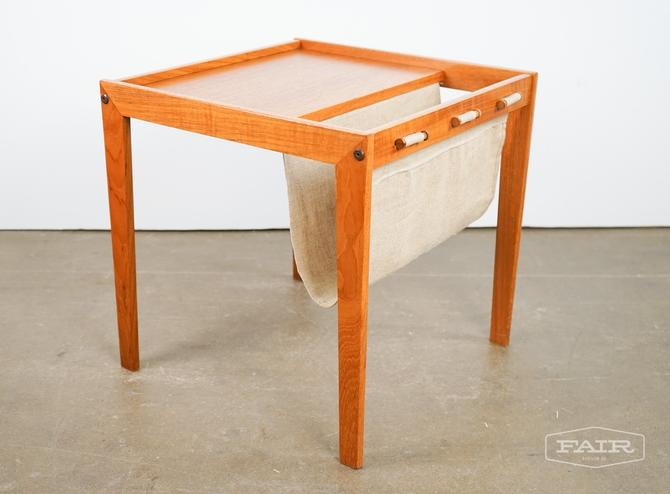 Bent Silberg Mobler Magazine Table