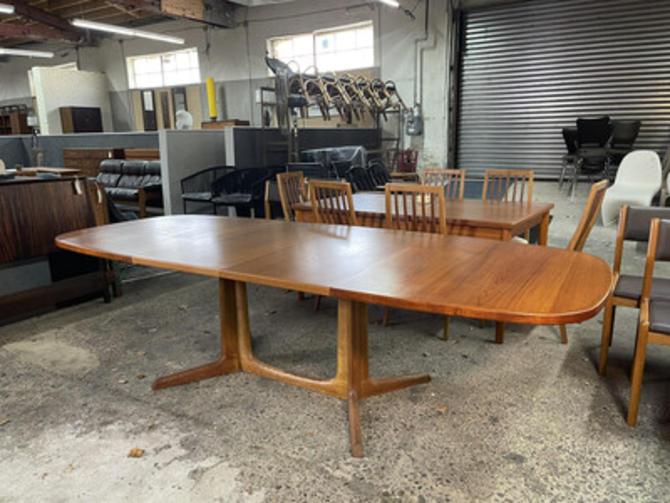 Gudme Møbelfabrik Dining Table