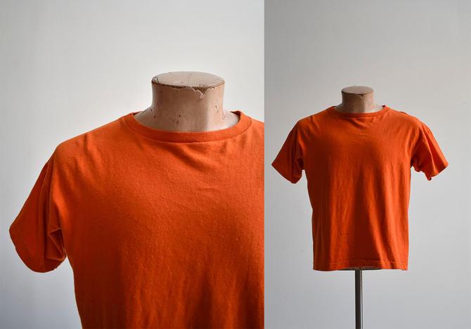 Vintage Blank Champion Tshirt by milkandice