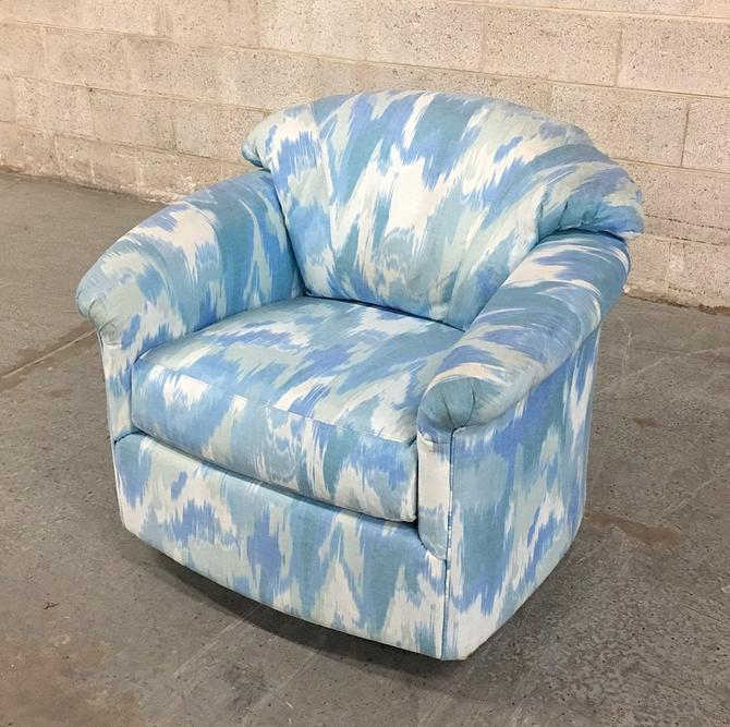 LOCAL PICKUP ONLY ————— Vintage Lounge Chair by RetrospectVintage215