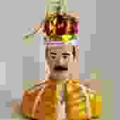 Freddie Mercury of QUEEN Ornament