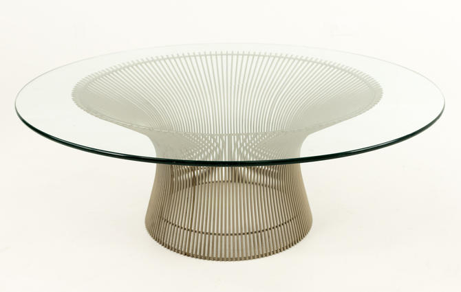Warren Platner for Knoll Mid-Century Coffee Table by ModernHill