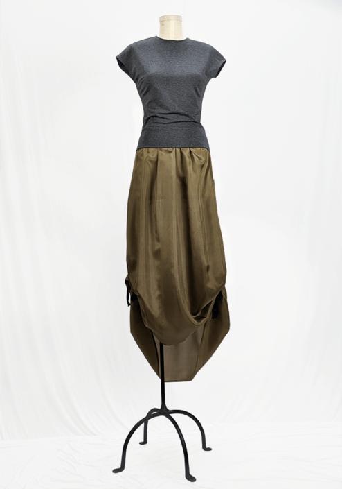 Poseidon Skirt - Olive