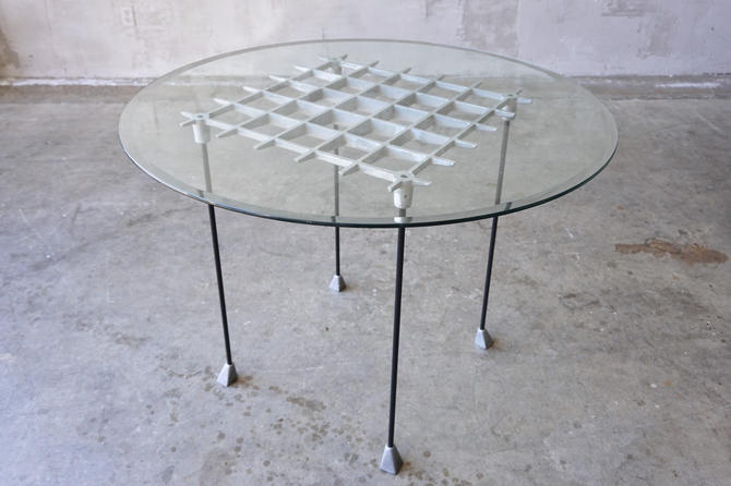 Robert Josten Dining Table by FandFVintage