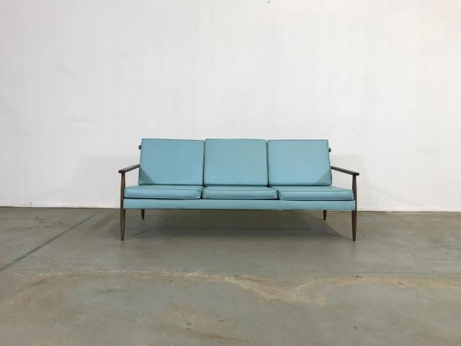 Mid-Century Modern 3 Cushion Vikko Sofa by AnnexMarketplace