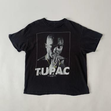 Badass Tupac Tribute Tee