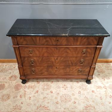 Henredon Furniture Flame Mahogany Buffet (1 of 2 available)