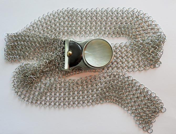 Fahrenheit Modernist Chain Belt by LegendaryBeast