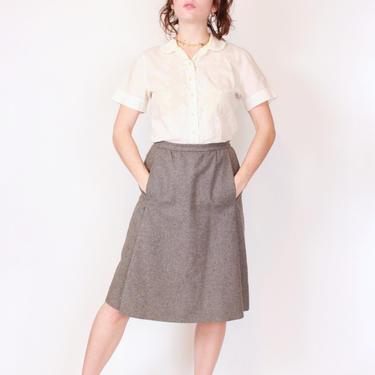 Wool Saks 5th Ave Skirt by DevilSlang