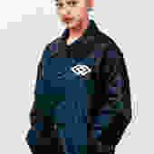 Stay Woke Coaches' Jacket (Black)
