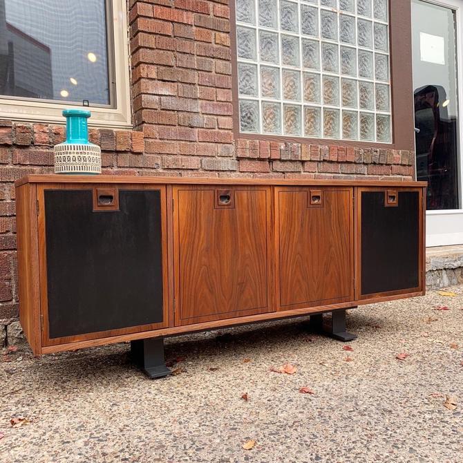 Mid-Century Lowboy Dresser / Credenza / Sideboard