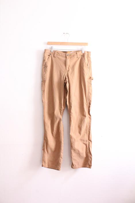 Tan 90s Carhartt Work Jeans by LooseGoods