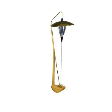 Arthur F. Jacobs Height – Adjustable Floor Lamp