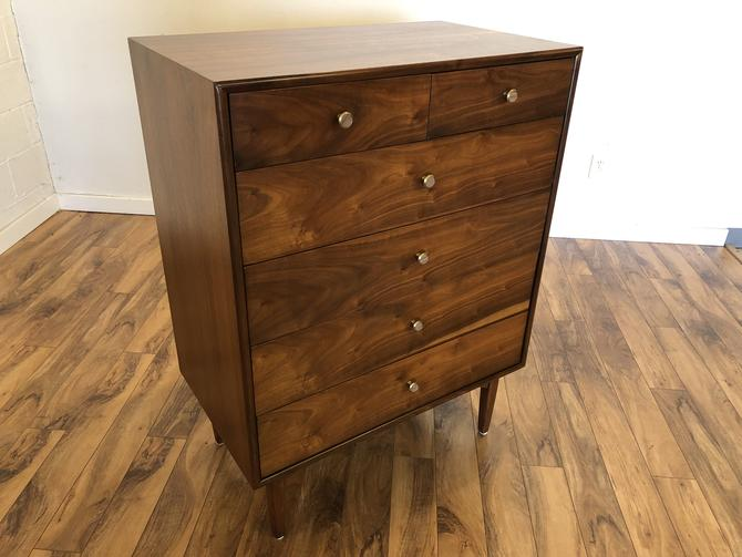 Drexel Declaration 6 Drawer Highboy Dresser
